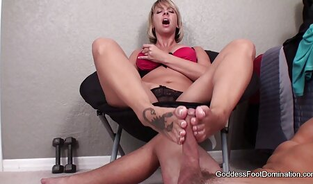 Sweet girl Angelica in different grandma anal positions