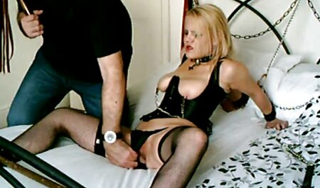 Sex with a masseur german granny porn in her office