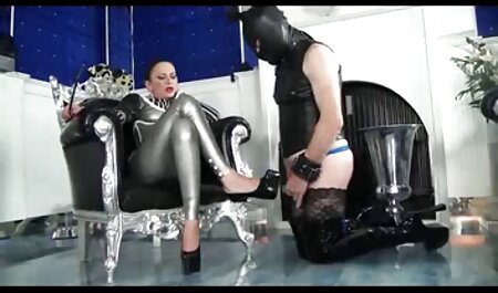 Prisoners pushed granny femdom around by guards