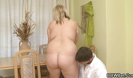 Passion fall with a black granny cumshot guy in front of husband