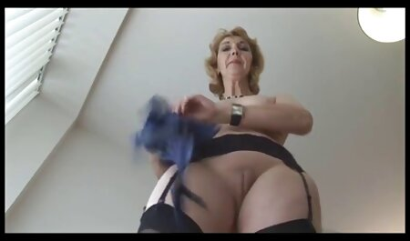 Show buffer large fat granny in nylons