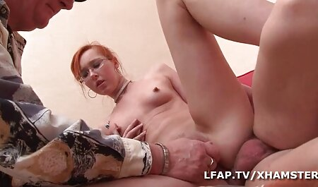 Fucking girlfriend gives sensation and penetrating the woman's grandmother porn body, brown hair, curved