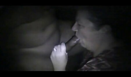 Licking the girl and his granny upskirt cock completely.