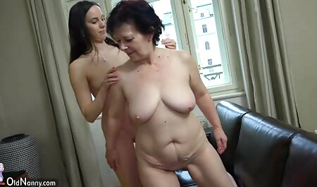 Leah Gotti surrounded by granny sex movies five black people